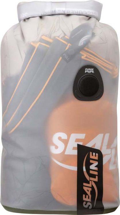 Гермомешок Sealline Discovery View Dry Bag, 09659, оливковый, 10 л