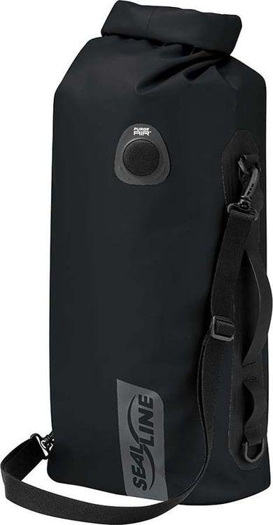 Гермомешок Sealline Discovery Deck Bag, 09662, черный, 10 л