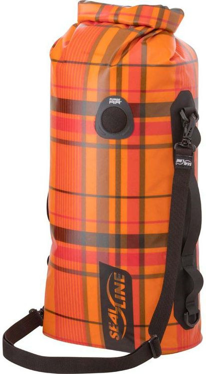 Гермомешок Sealline Discovery Deck Bag, 09678, оранжевый, 50 л