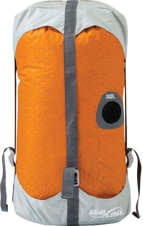 цена на Гермомешок Sealline Blocker Dry Compress, 09784, оранжевый, 5 л