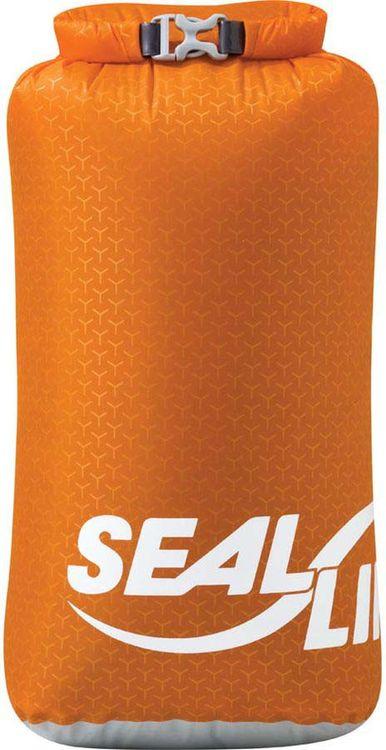 Гермомешок Sealline Blocker Dry Sack, 09789, оранжевый, 5 л гермомешок sealline sealline blocker dry sack 20l синий 20л