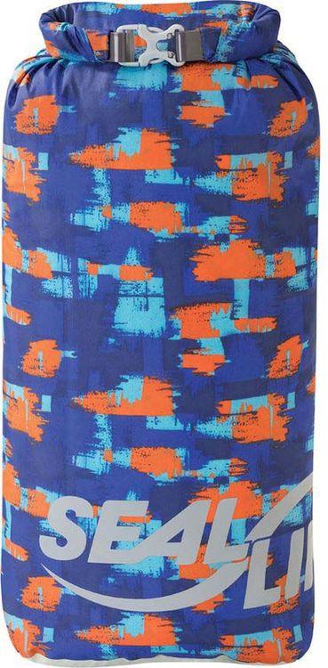 Гермомешок Sealline Blocker Dry Sack, 09795, синий, голубой, коричневый, 10 л гермомешок sealline sealline blocker dry sack 20l синий 20л