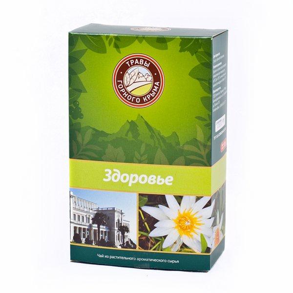 Чай листовой Травы Горного Крыма tgk0122 чай травяной травы горного крыма мята 50 г