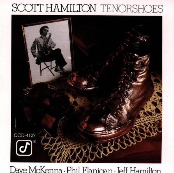 Scott Hamilton. Tenorshoes the shadow of the crescent moon