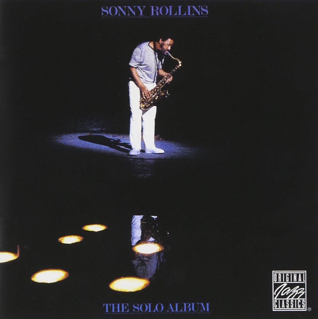 Sonny Rollins. The Solo Album коляска rudis solo 2 в 1 графит красный принт gl000401681 492579