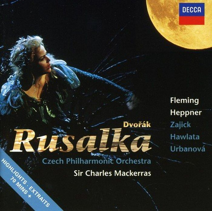 Renee Fleming. Dvorak: Rusalka - Highlights 1 460 act practice quest 4ed