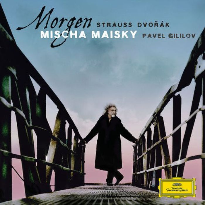 Mischa Maisky. Strauss/ Dvorak: Morgen f draeseke adagio for horn and piano op 31