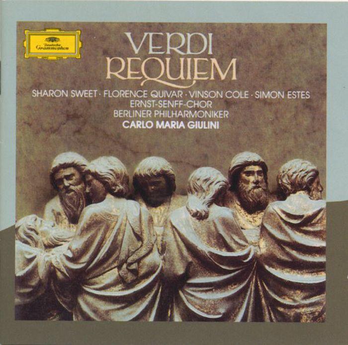 Фото - Carlo Maria Giulini. Verdi: Messa Da Requiem (2 CD) sharon pearl 30x90