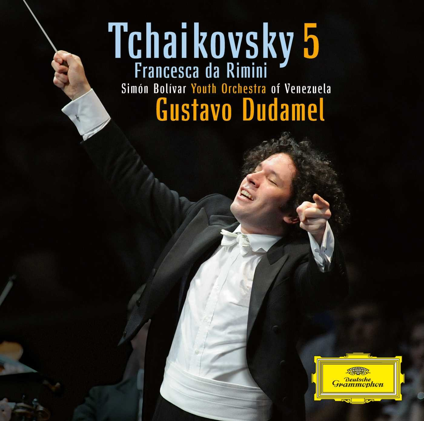 Gustavo Dudamel. Tchaikovsky: Sym No.5; Francesca Da Rimini недорого