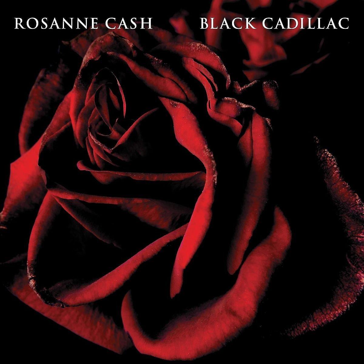 Розанн Кэш Rosanne Cash. Black Cadillac
