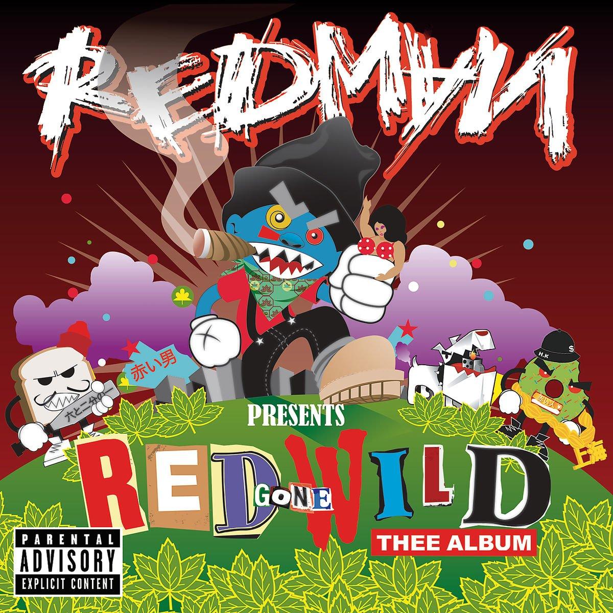 Redman. Red Gone Wild - Thee Album