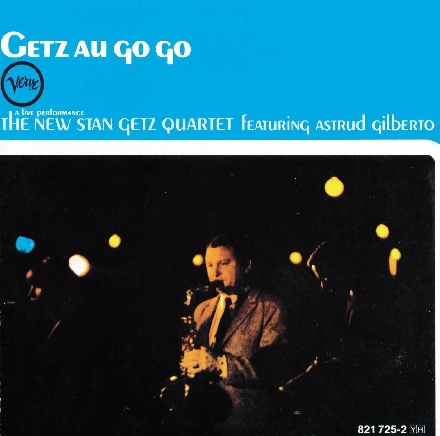 Stan Getz. Getz Au Go-Go термопаста be quiet dc1 3 г bz001