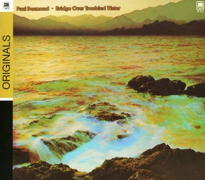 Paul Desmond. Bridge Over Troubled Water bridge over the drina
