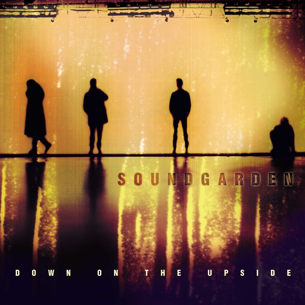 Soundgarden Soundgarden. Down On The Upside (2 LP) soundgarden soundgarden badmotorfinger 2 lp