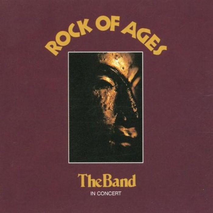 The Band. Rock Of Ages (2 CD)