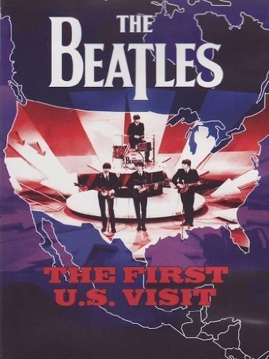 The Beatles. The First U.S. Visit (DVD) i want my potty