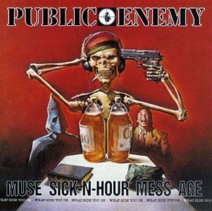Public Enemy Public Enemy. Muse Sick-N-Hour Mess Age public enemy public enemy power to the people and the beats the definitive collection
