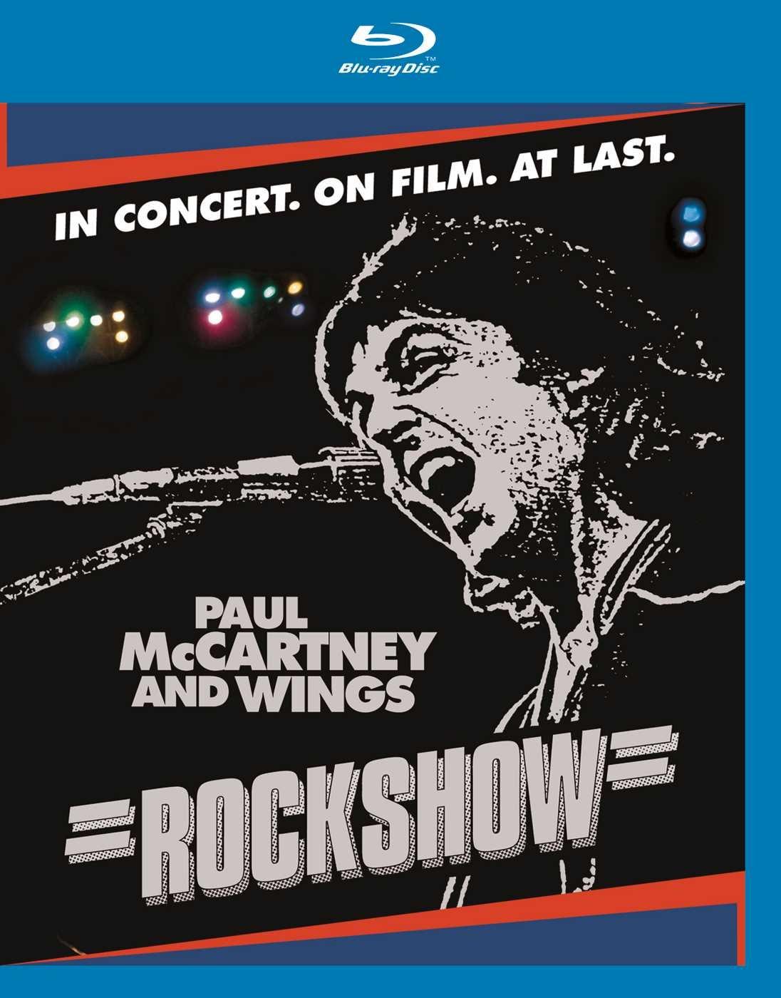 цена на Paul McCartney. Rockshow (DVD)