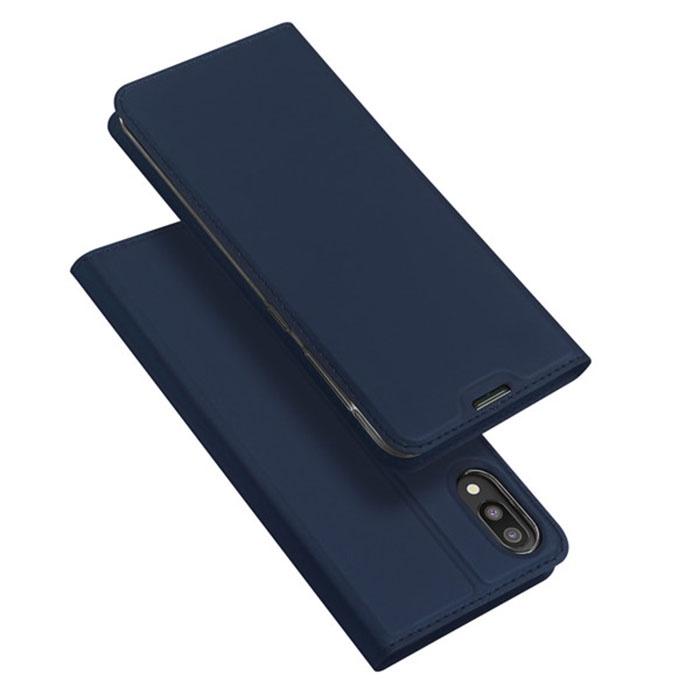 Чехол для сотового телефона DUX DUCIS Samsung Galaxy M10, синий