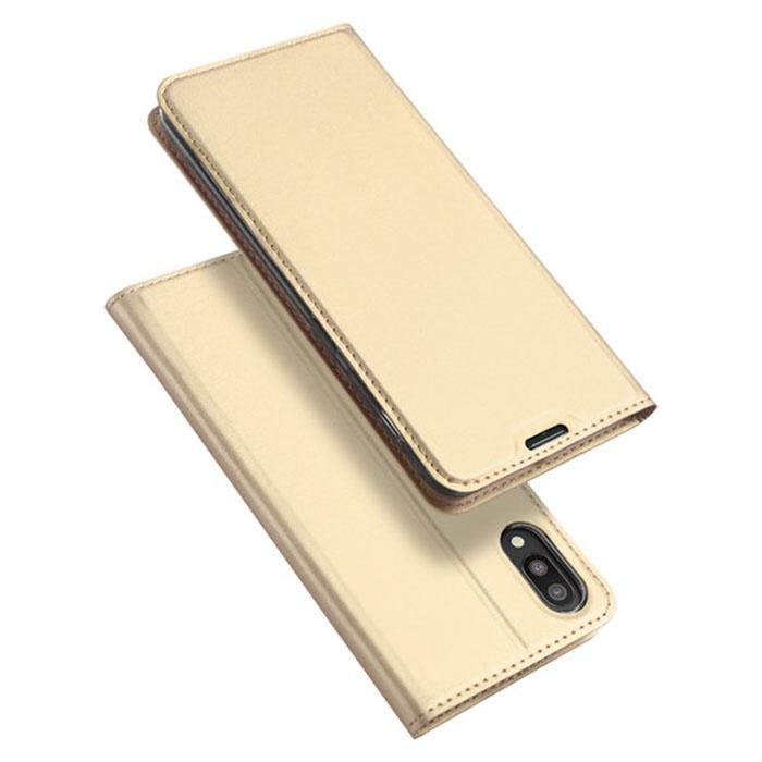 Чехол для сотового телефона DUX DUCIS Samsung Galaxy M10, золотой