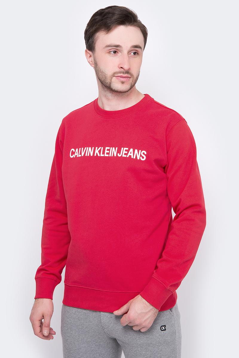 Толстовка Calvin Klein Jeans толстовка calvin klein jeans calvin klein jeans ca939emduko3