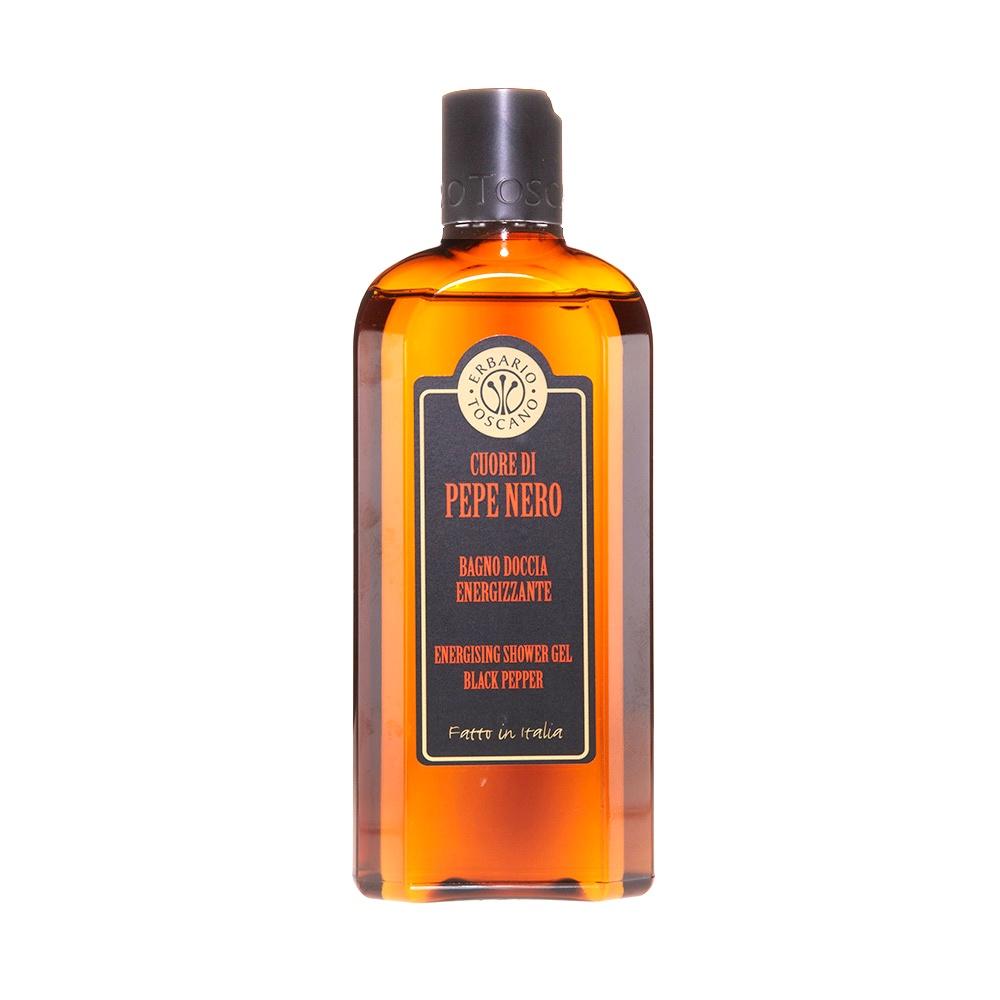 Гель для душа Erbario Toscano Черный перец 250 мл гели botavikos гель для душа aromatherapy body energy botavikos