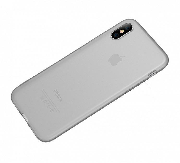 Чехол для сотового телефона для iPhone X, белый цена и фото