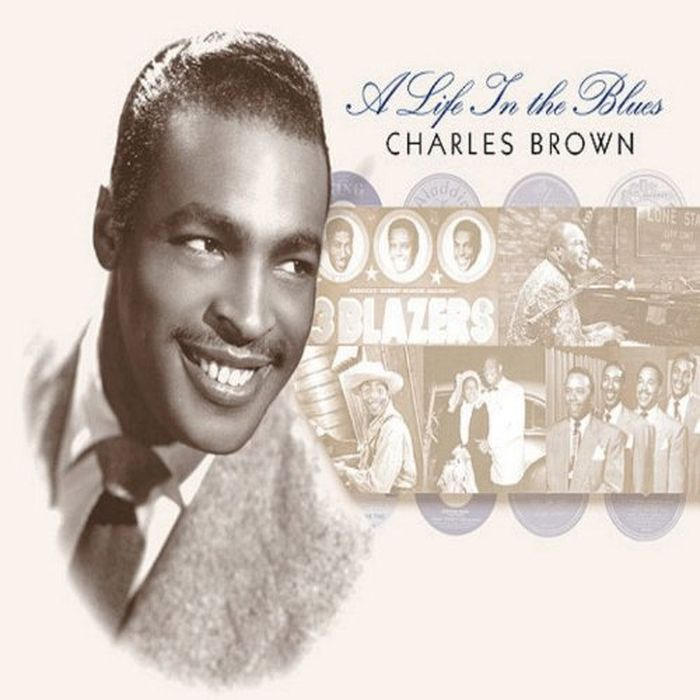 Charles Brown. A Life In The Blues (CD + DVD) моуз эллисон mose allison transfiguration of hiram brown creek bank i love the life i live v 8 ford blues young man mose 2 cd