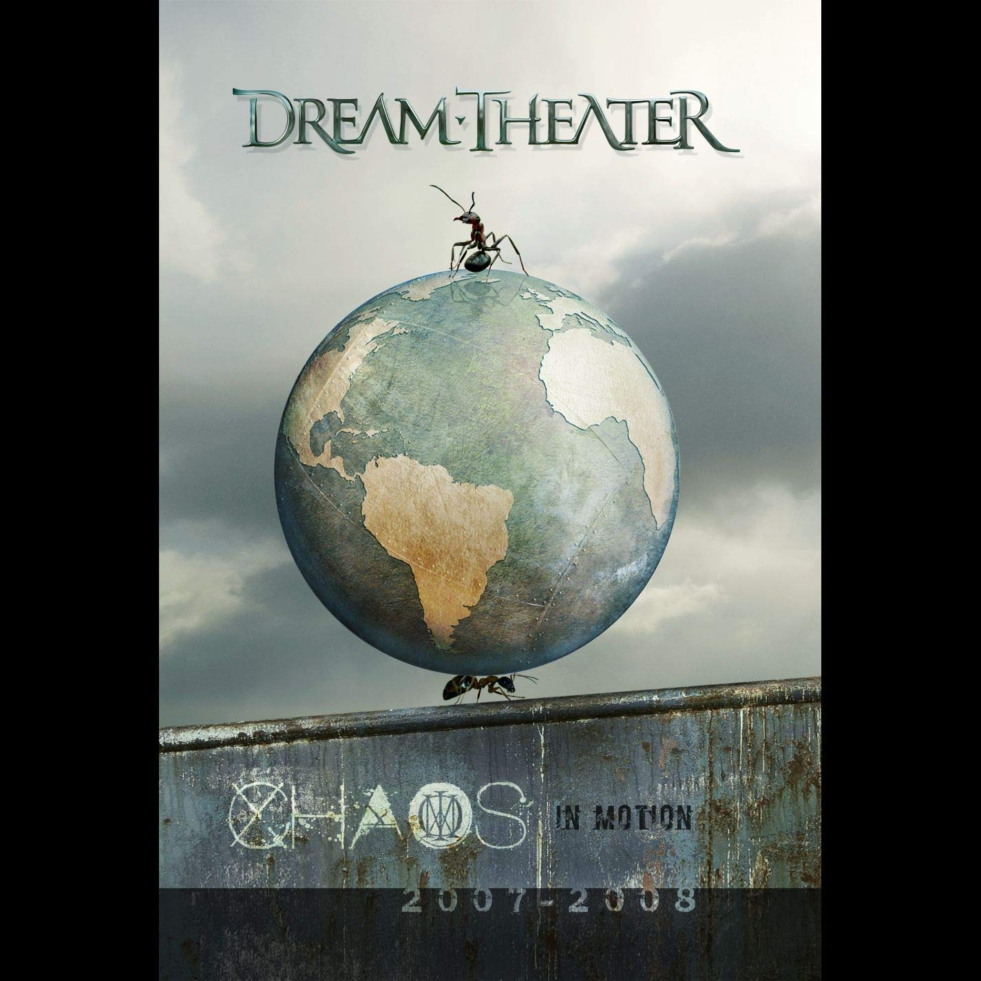 Dream Theater. Chaos In Motion 2007/2008 (CD + DVD) стоимость