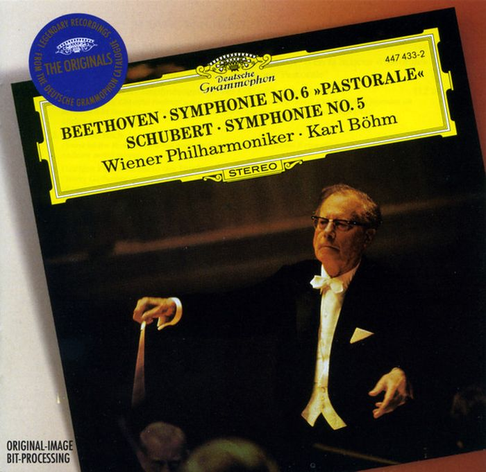Karl Bohm. Beethoven: Symphony No.6 Pastoral d popper praludium and gavotte no 3 op 27