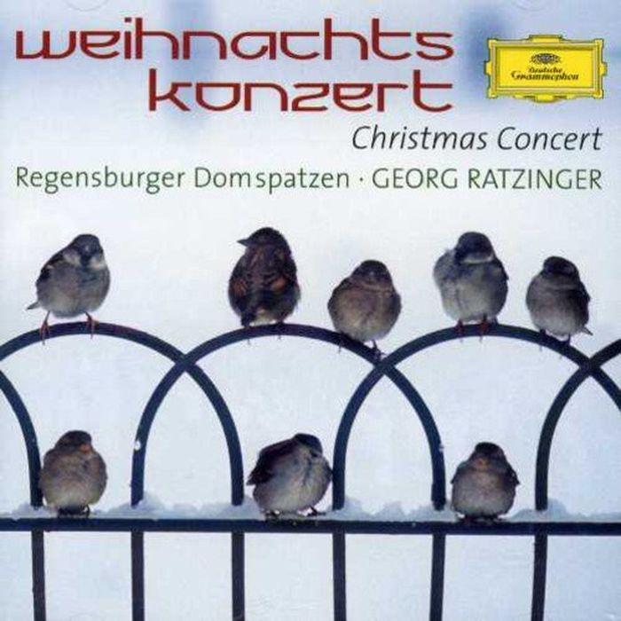 Various Artists. German Christmas Songs g m nanino hodie christus natus est