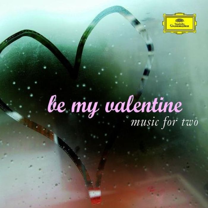Various Artists. Be My Valentine (2 CD) насос opera
