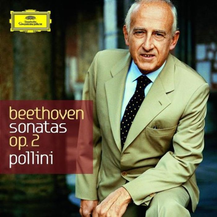 Maurizio Pollini. Beethoven: Piano Sonatas, Op.2 j b bréval cello sonata in c major op 40 no 1