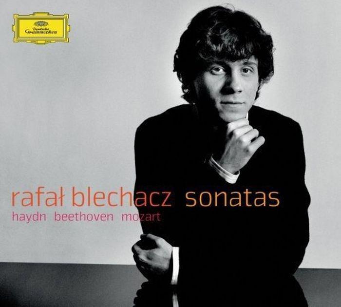 лучшая цена Rafal Blechacz. Haydn/ Mozart/ Beethoven: Sonatas