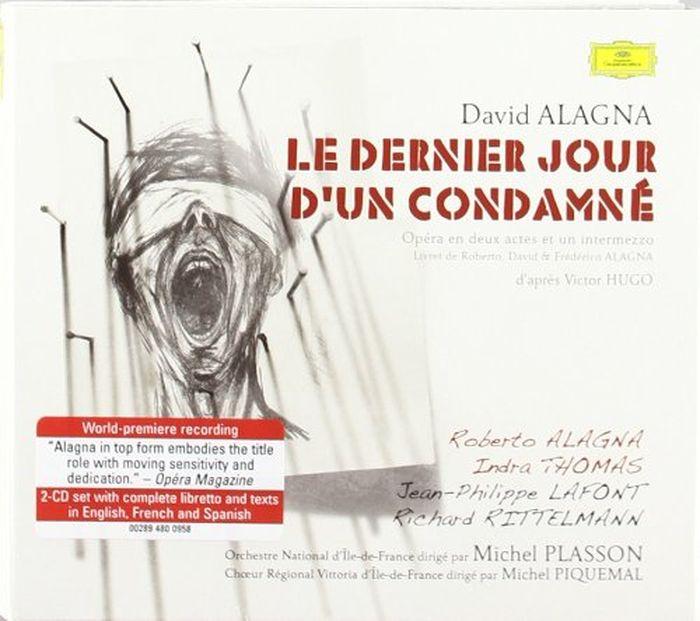 Michel Plasson. Alagna: Le Dernier Jour D'Un Condamne (2 CD) насос opera