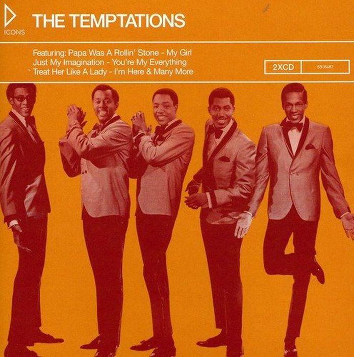 The Temptations The Temptations. Icons (2 CD) цена