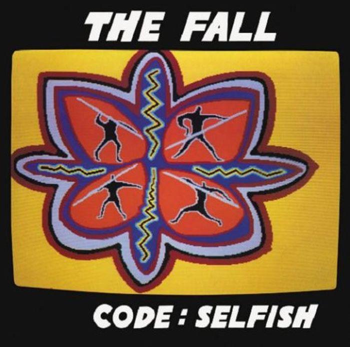 The Fall. Code Selfish (2 CD)