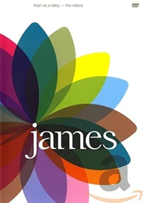 James. Fresh As A Daisy - The Videos (DVD) jean mccusker come sit a spell