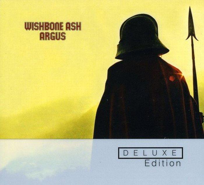 Wishbone Ash. Argus (Deluxe) (2 CD) camel total pressure live in concert 1984