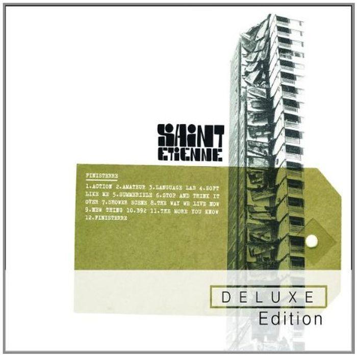 где купить Saint Etienne. Finisterre (Deluxe) (2 CD) по лучшей цене