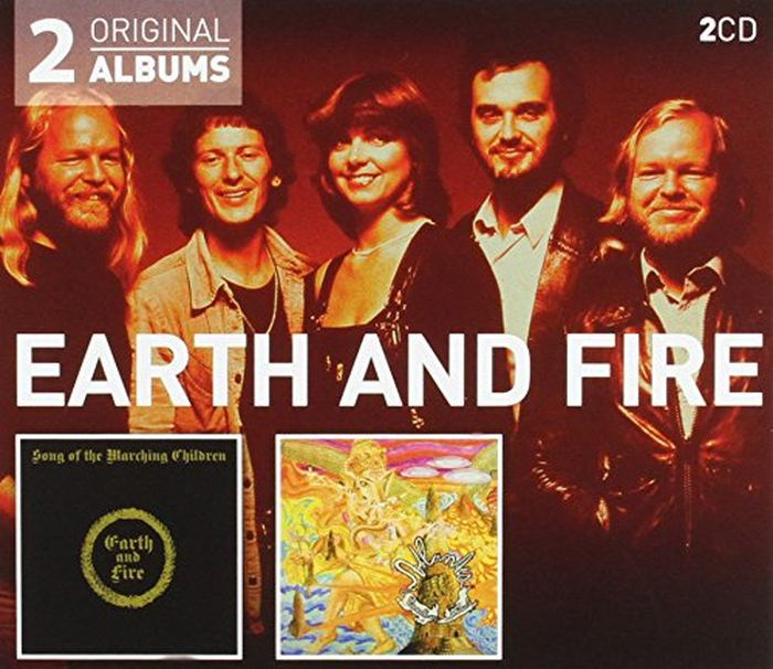 Earth & Fire. Atlantis/ Song Of The Marching (2 CD) цена в Москве и Питере