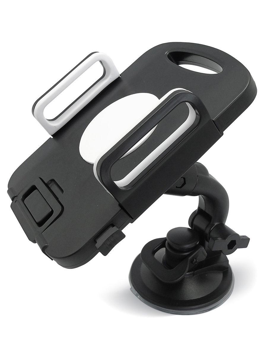 Автомобильный держатель GFR F-1602C для планшета Универсальный, черный