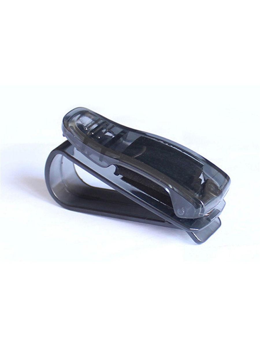 Автомобильный держатель GFR F-1614C для очков, черный