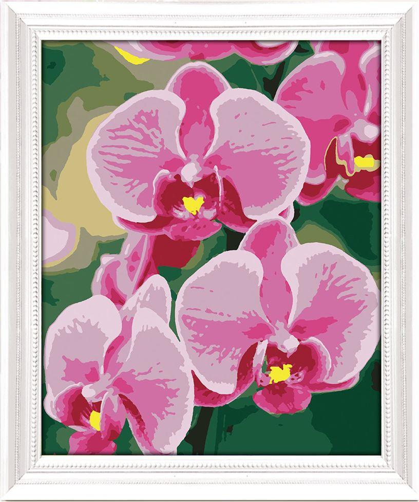 Картина по номерам Арт Узор Орхидея, 3716914, 30 х 40 см