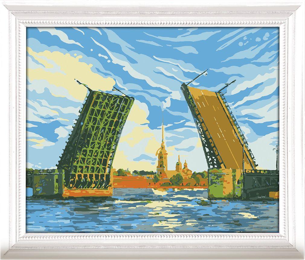Картина по номерам Арт Узор Питер, 3716920, 30 х 40 см