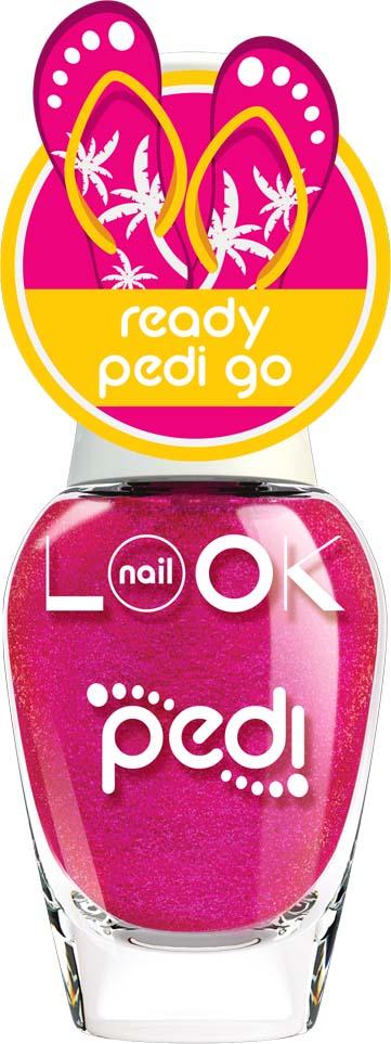 Лак для ногтей Nail Look Trends Pedi, Toe Pumps, 8,5 мл