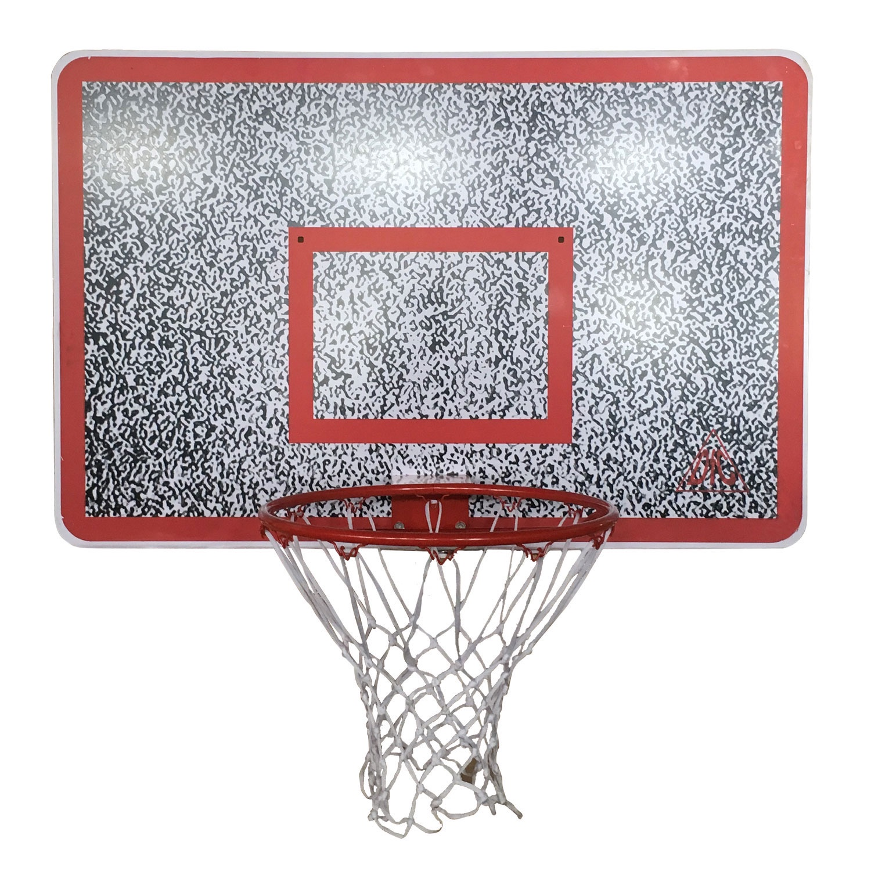 Баскетбольный щит DFC 44 BOARD44M, красный баск щит dfc board32 80x58cm полиэтилен прозрачный