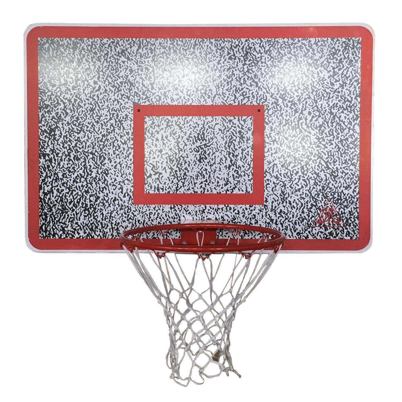 Баскетбольный щит DFC 50 BOARD50M, красный баск щит dfc board32 80x58cm полиэтилен прозрачный