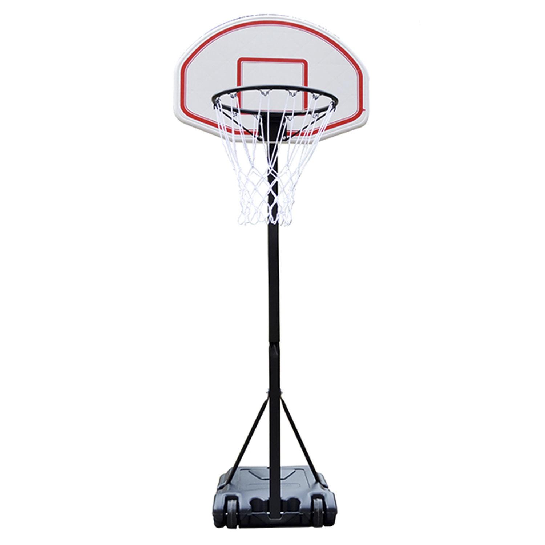 Баскетбольный щит DFC KIDS2, черный баск щит dfc board32 80x58cm полиэтилен прозрачный