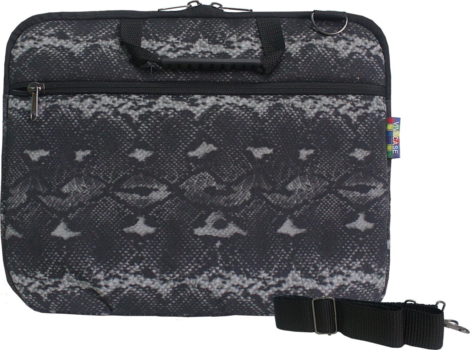 """Сумка для ноутбука Vivacase Business Slim 14"""", VCN-CBSLPTN14-bl, черный"""